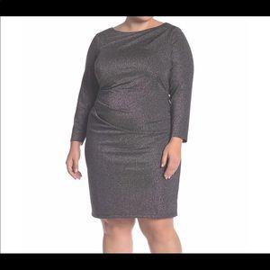 Sparkle Knit Bodycon Dress